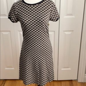 NWT Suzy Short Sleeve Midi Dress